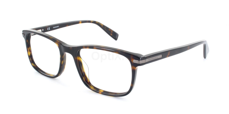0722 VTR044N Glasses, Trussardi