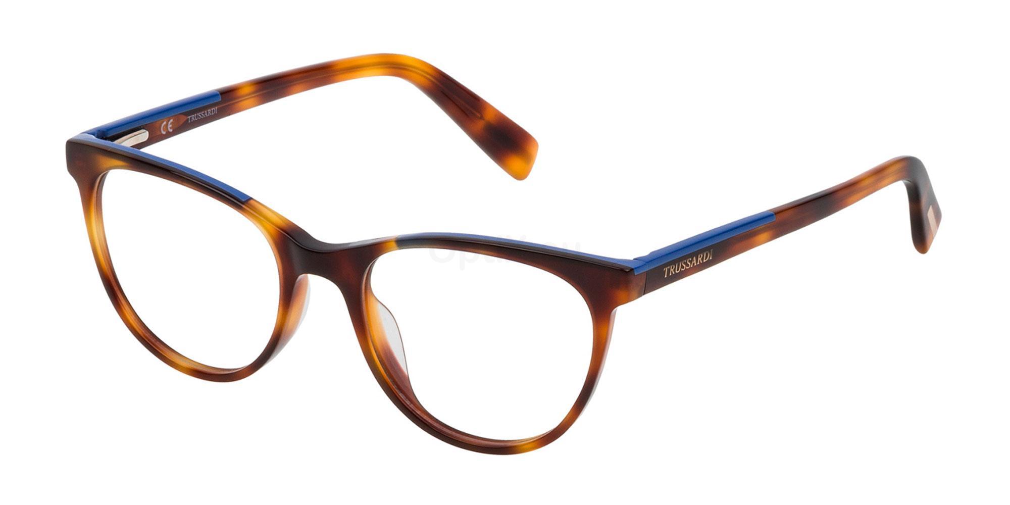 0752 VTR143N Glasses, Trussardi