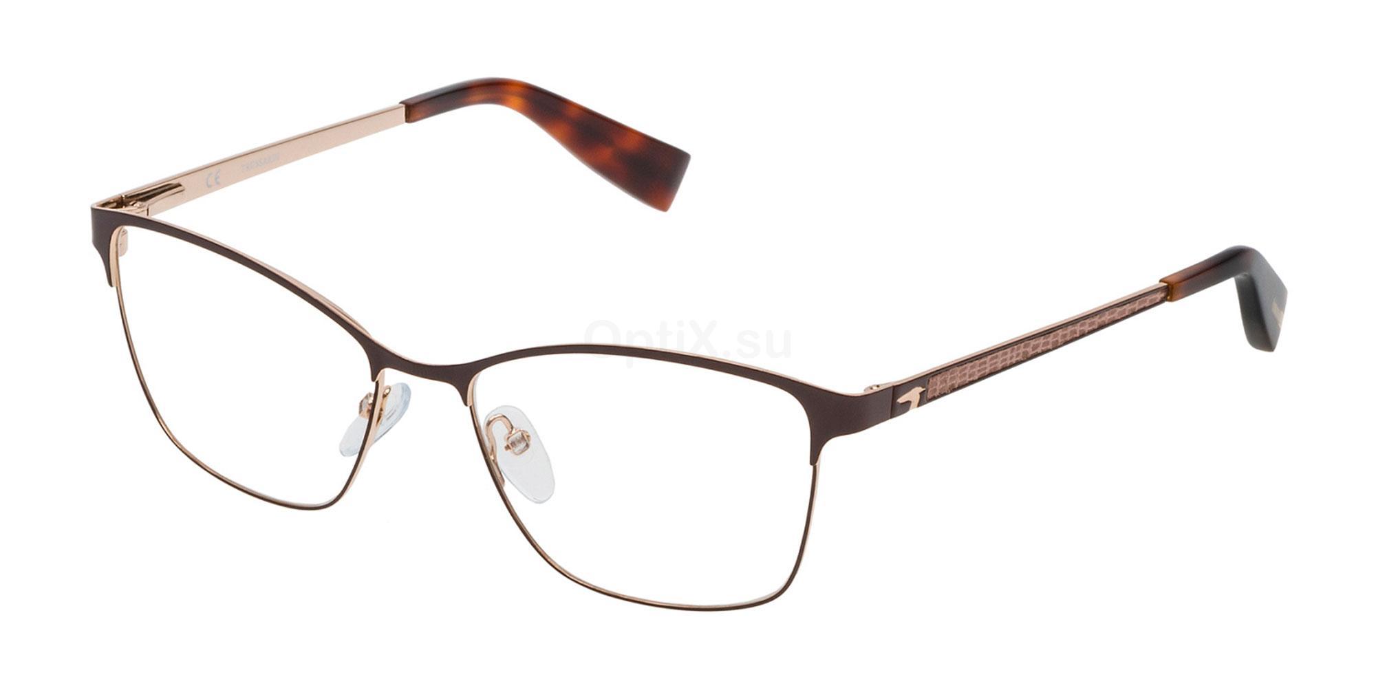 0367 VTR146N Glasses, Trussardi