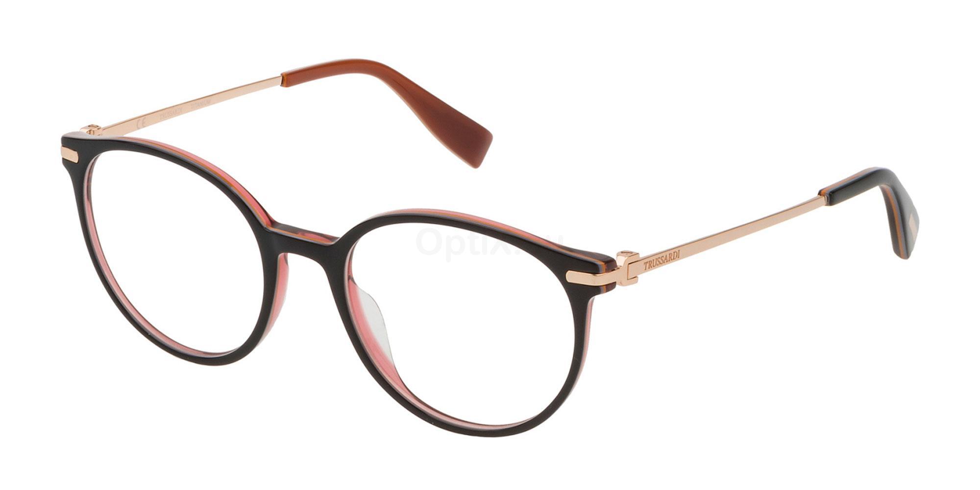 09EF VTR240 Glasses, Trussardi