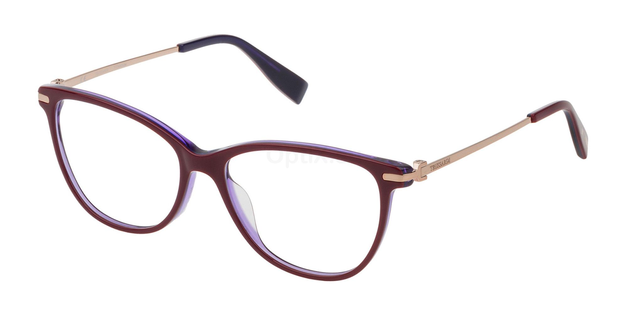 01CI VTR241 Glasses, Trussardi