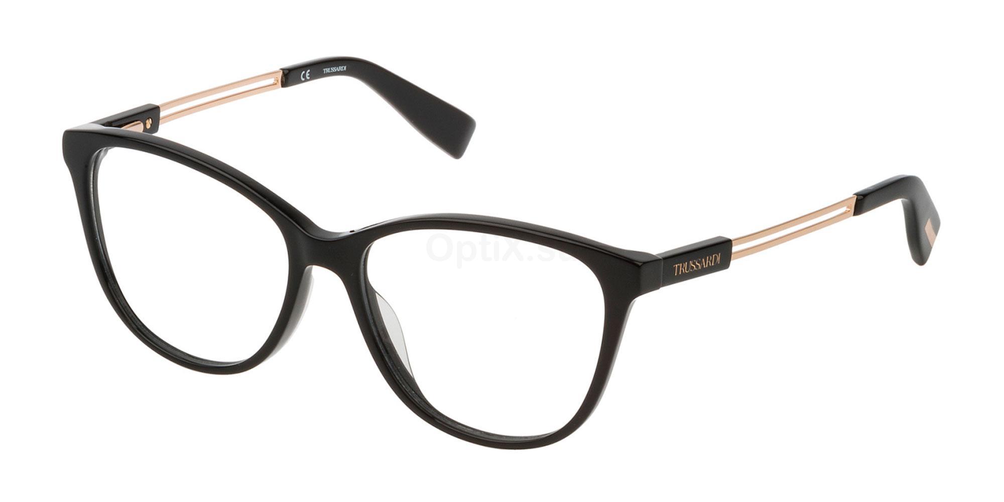 0700 VTR307 Glasses, Trussardi