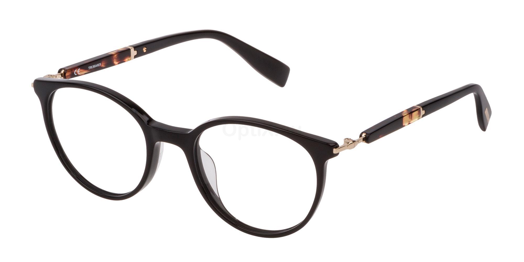 0700 VTR351 Glasses, Trussardi