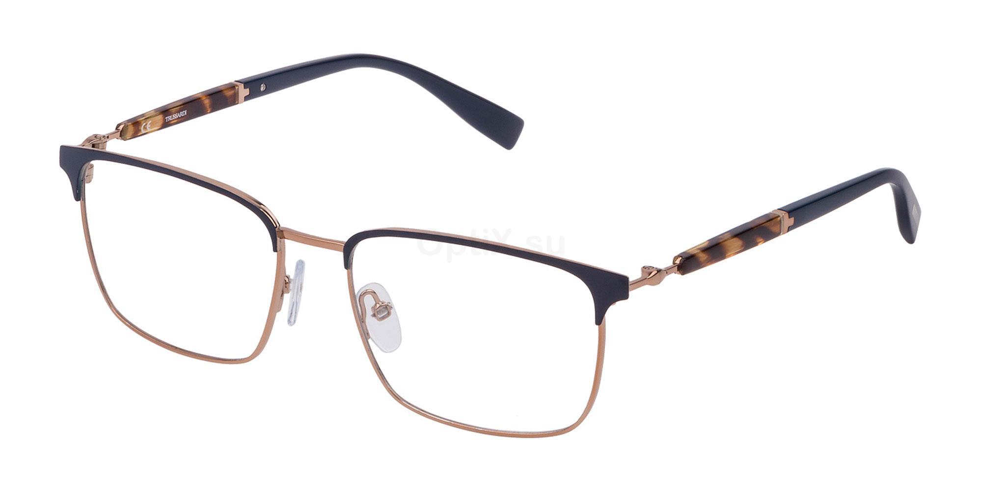 02A8 VTR353 Glasses, Trussardi