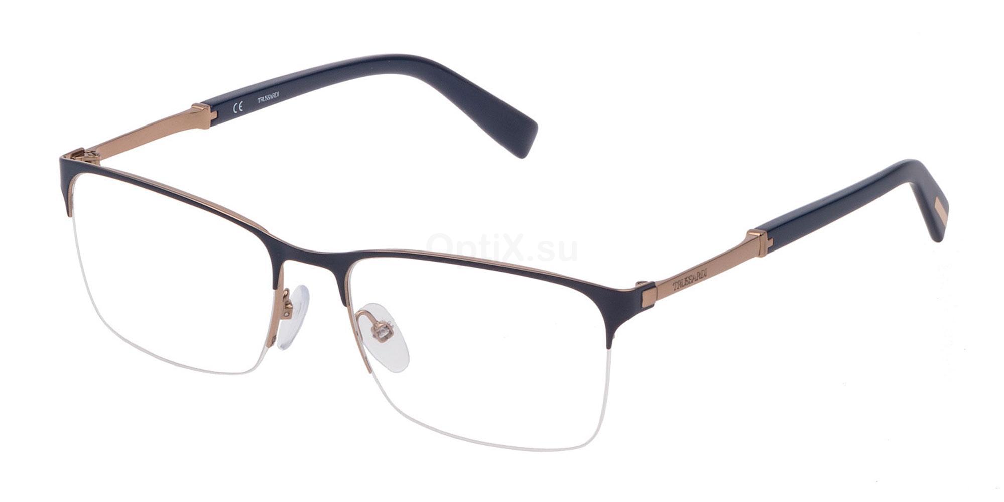 02A8 VTR357 Glasses, Trussardi