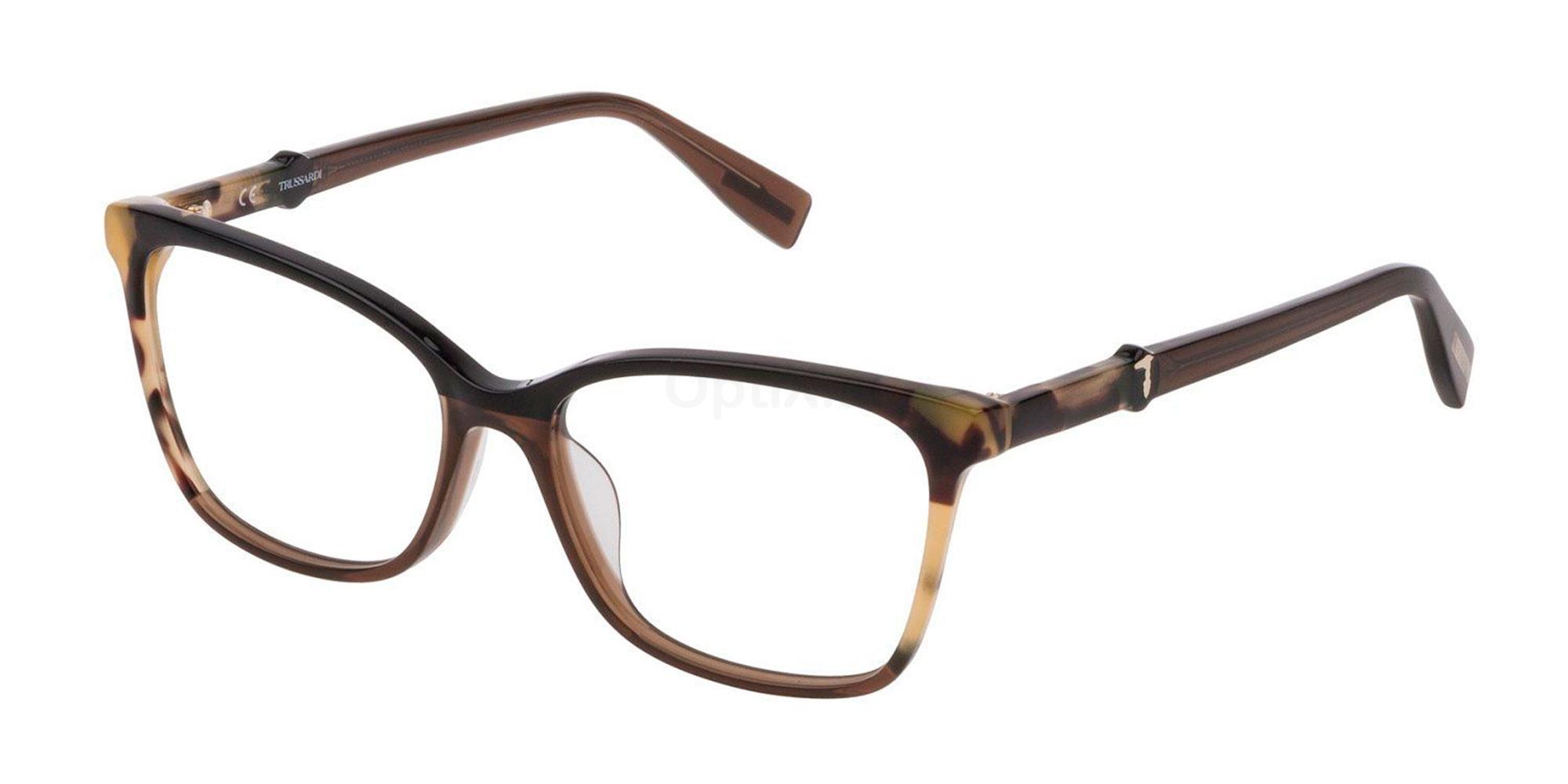 06FL VTR309 Glasses, Trussardi