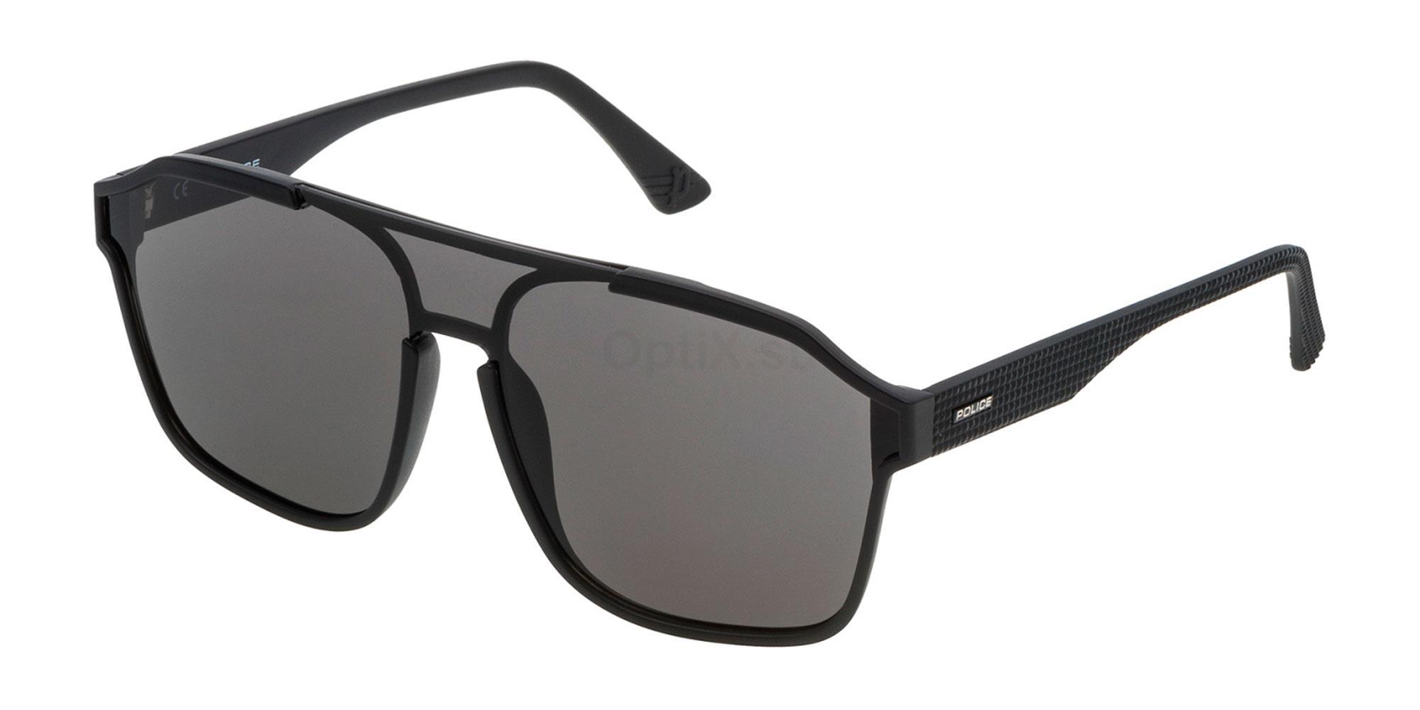 0U28 SPL497 Sunglasses, Police