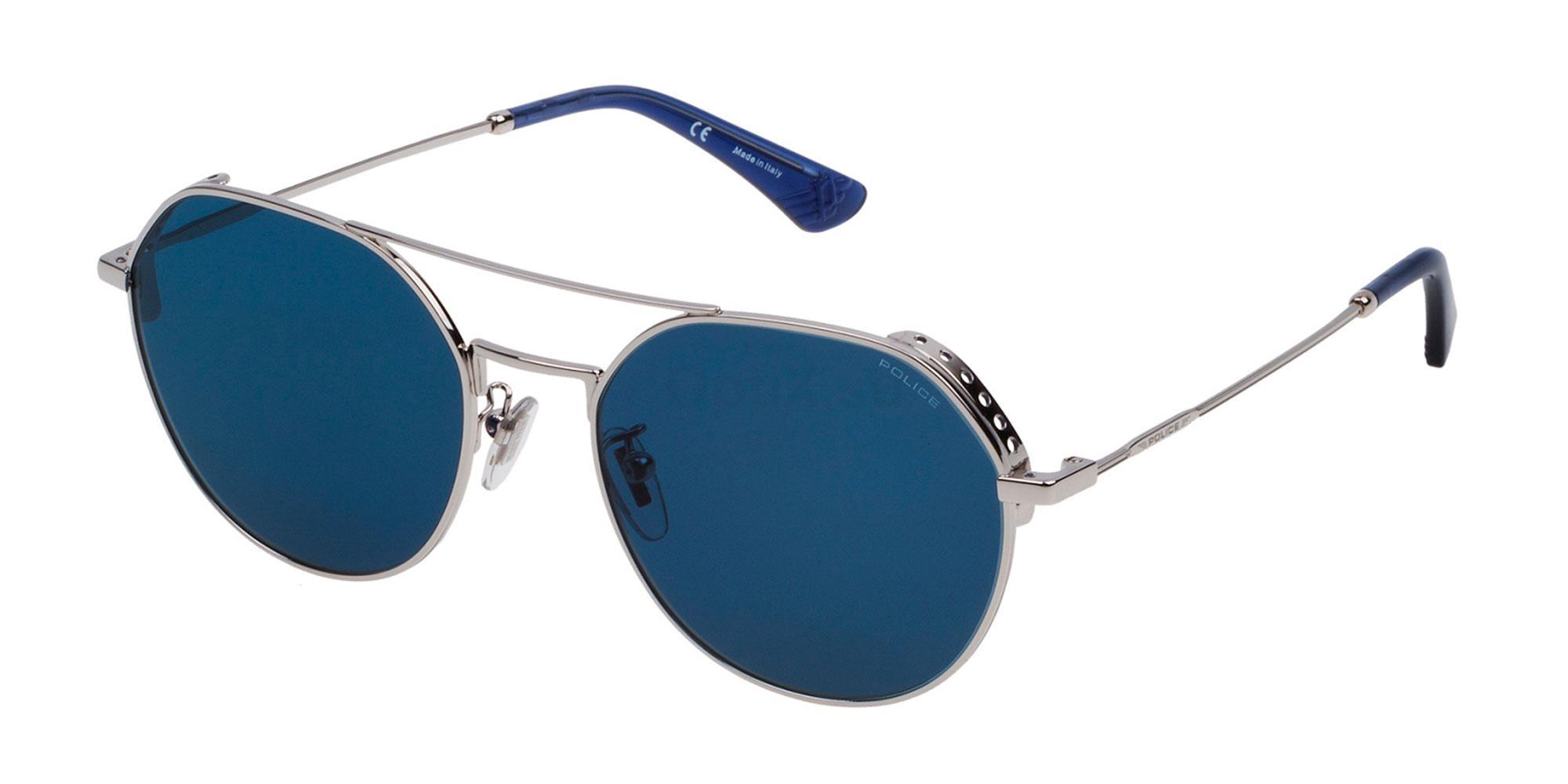 0579 SPL636N Sunglasses, Police