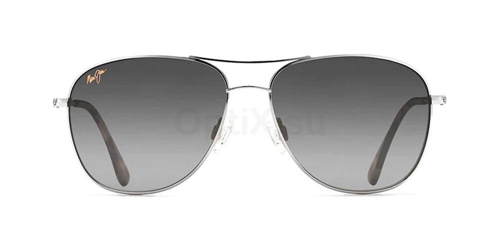 GS247-17 Cliff House Sunglasses, Maui Jim