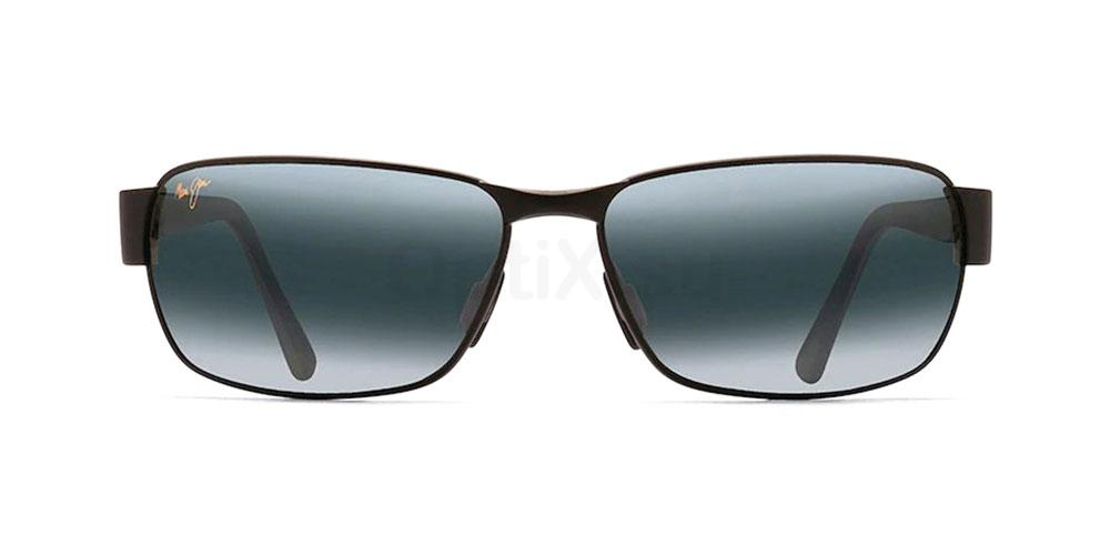 249-2M Black Coral Sunglasses, Maui Jim