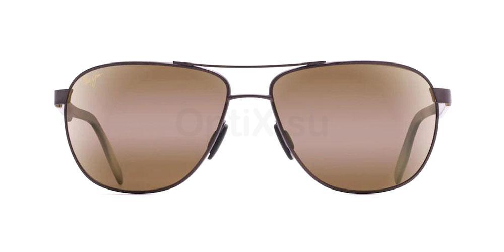 H728-01M CASTLES Sunglasses, Maui Jim