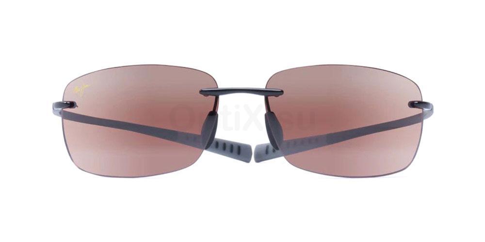 R724-02 KUMU Sunglasses, Maui Jim