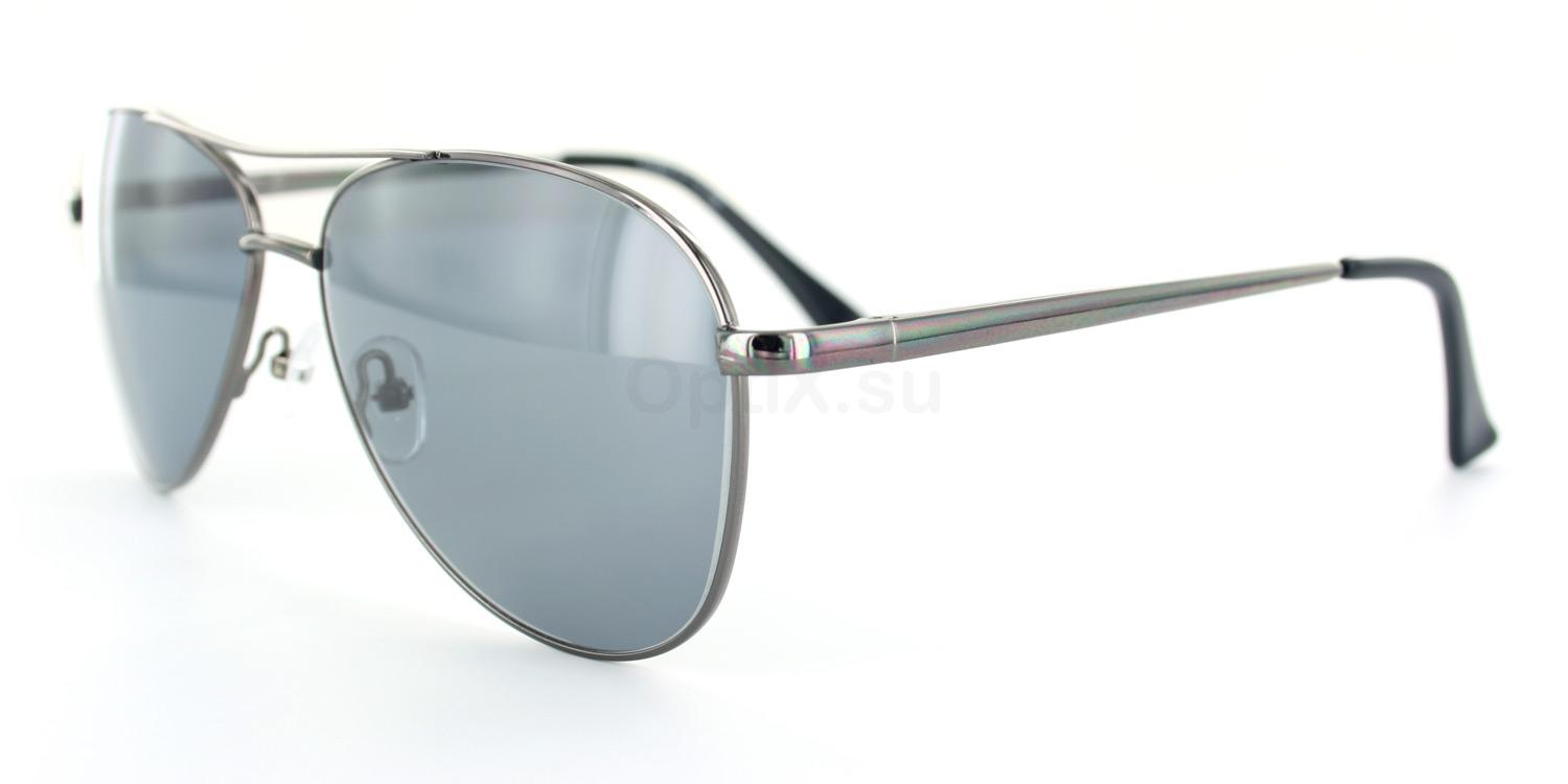 Gunmetal S2242 Sunglasses, The SS Collection