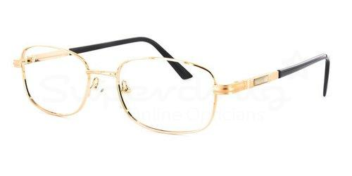 Gold 8635 Glasses, Indium