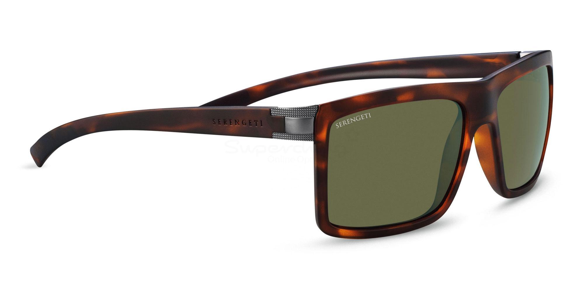 8579 Serengeti Signature BRERA LARGE Sunglasses, Serengeti