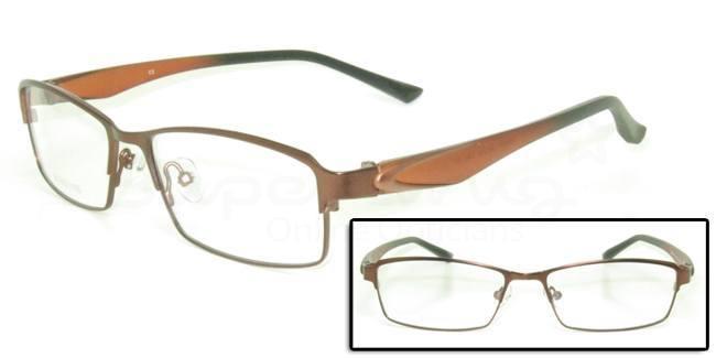 C4 BC8051 Glasses, Cobalt