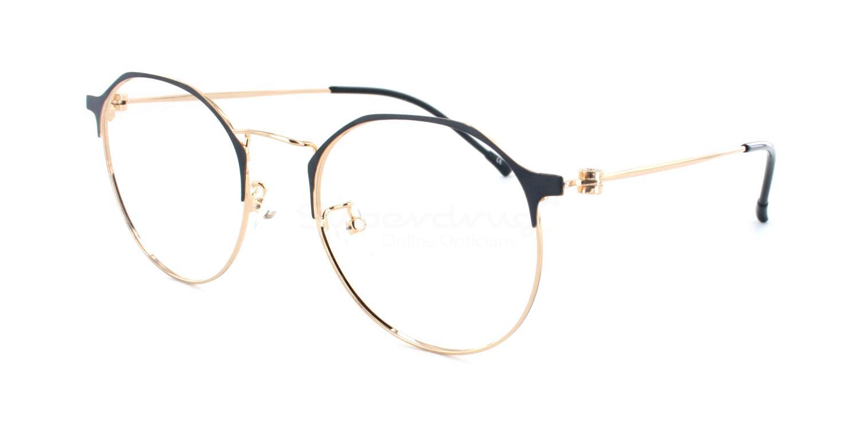 C1 3001 Glasses, Cobalt