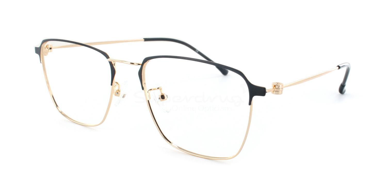 C1 B3002 Glasses, Cobalt