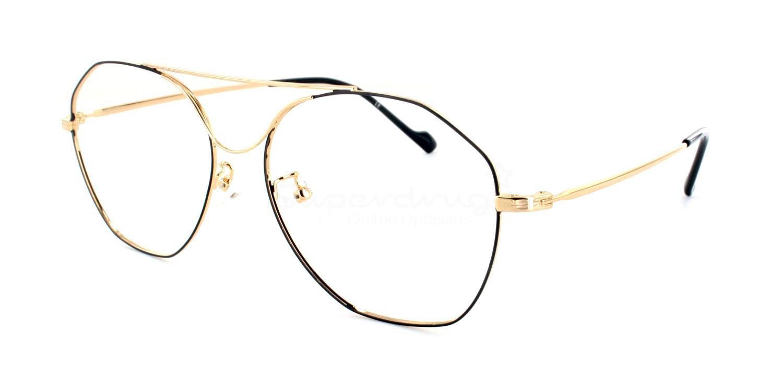 C4 63010 Glasses, Cobalt