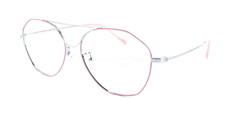 C6 63010 Glasses, Cobalt