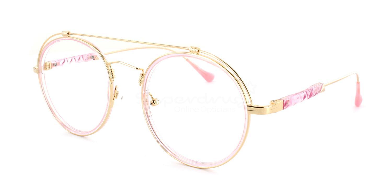 C3 T83 Glasses, Cobalt