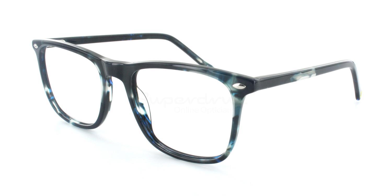 C2 CB5187 Glasses, Cobalt
