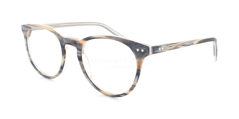 C3 H001 Glasses, Cobalt