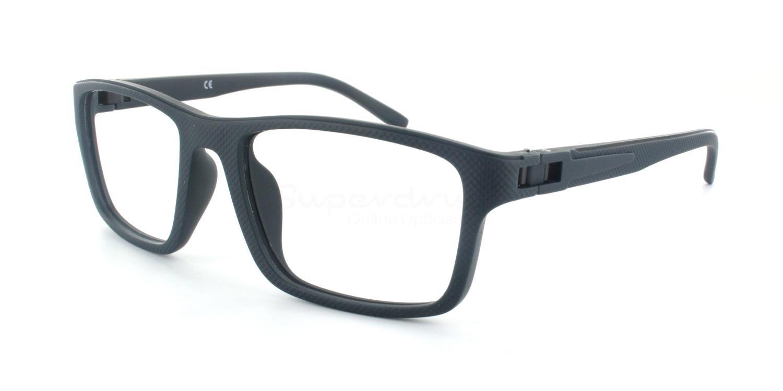 C1 2020O Glasses, Cobalt