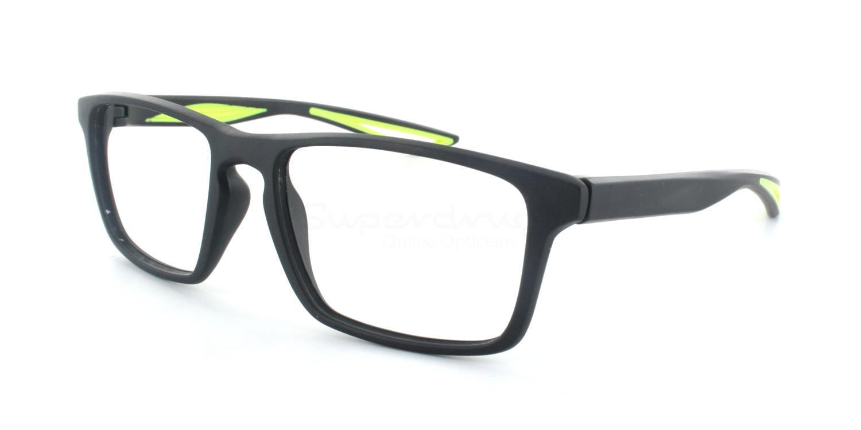 C6 NK4280 Glasses, Cobalt