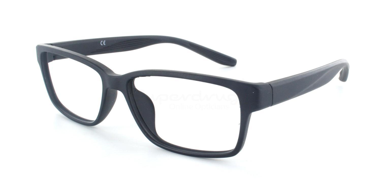 C010 7103 Glasses, Cobalt