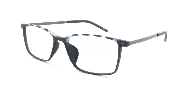 C2 J520 Glasses, Cobalt