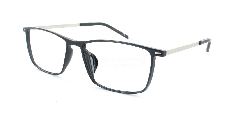 C1 J524 Glasses, Cobalt