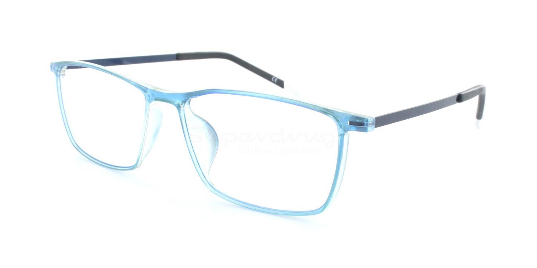 C10 J524 Glasses, Cobalt