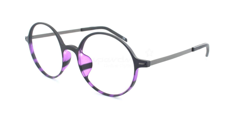 C3 J526 Glasses, Cobalt