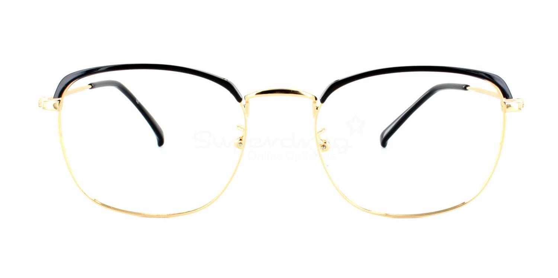 C1 S3294 Glasses, Cobalt