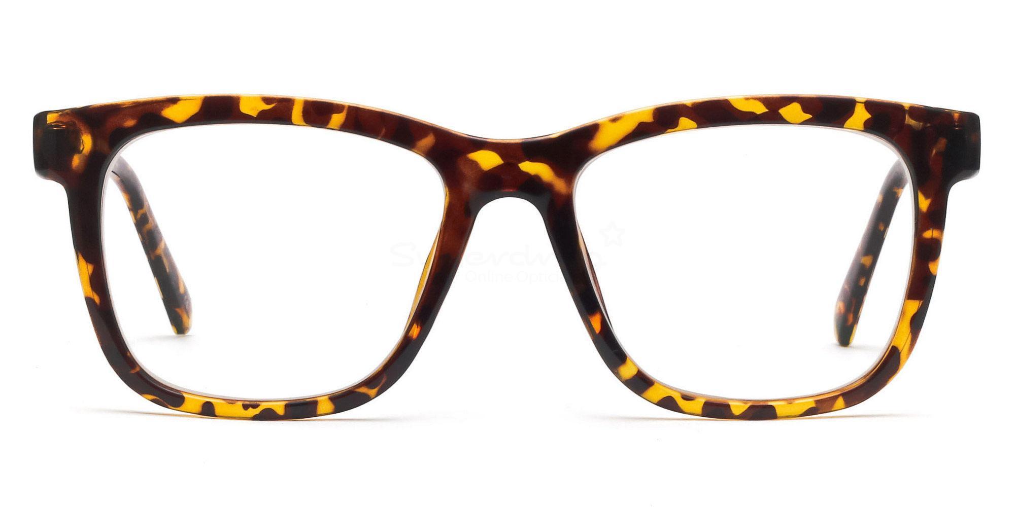 COL.04 2444 - Havana Glasses, Helium