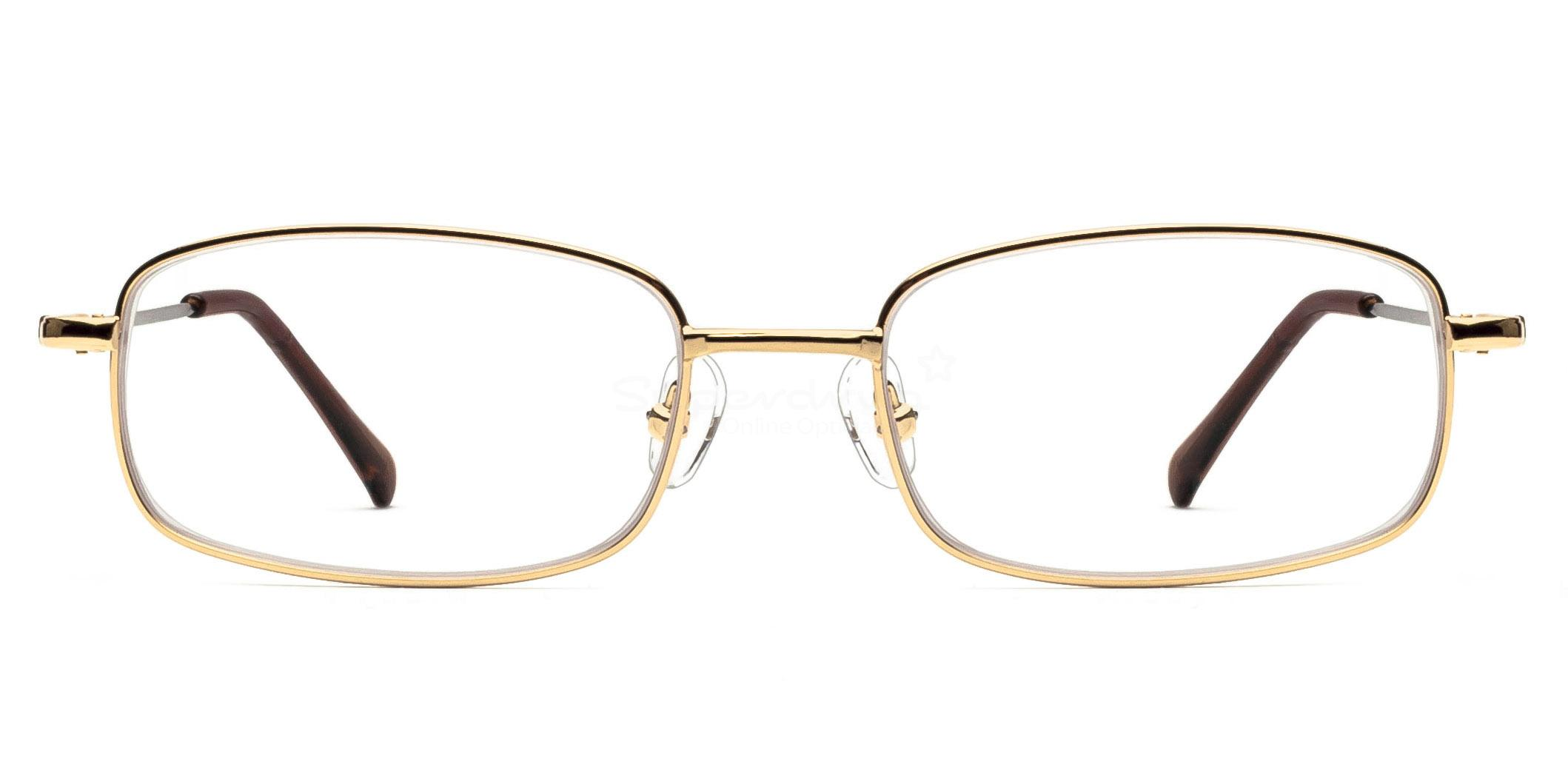 Gold 8052 - Gold Glasses, Helium