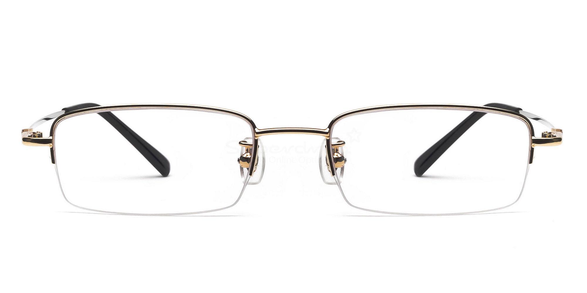Gold 8137 - Gold Glasses, Indium