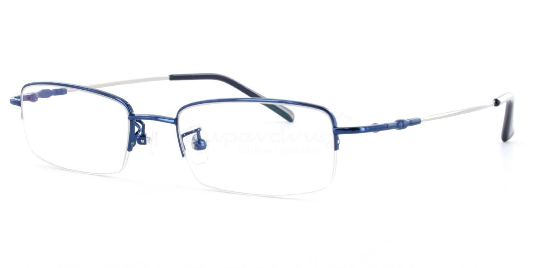 Blue 8137 - Blue , Indium