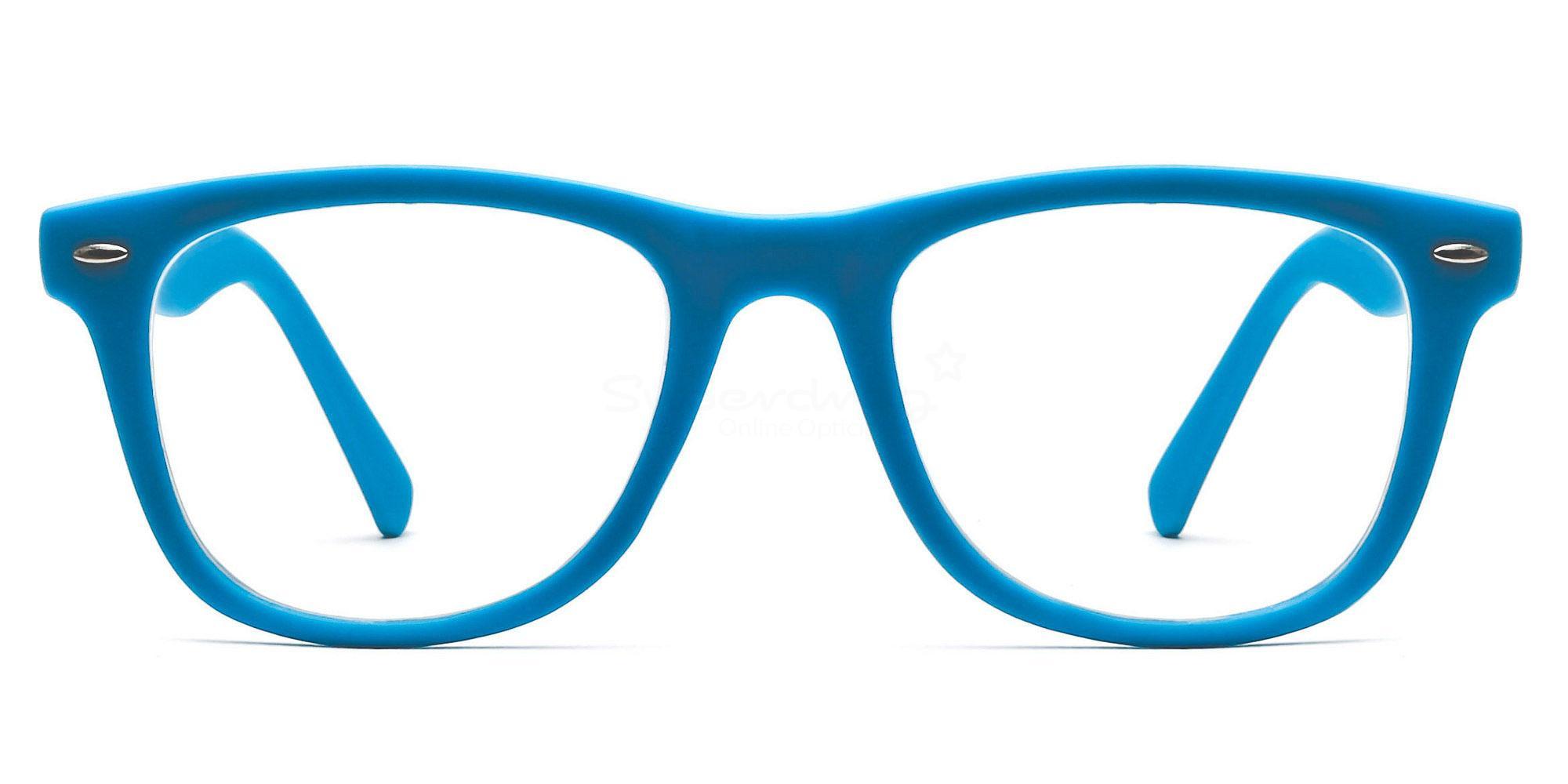 C5 8121 - Light Blue Glasses, Helium