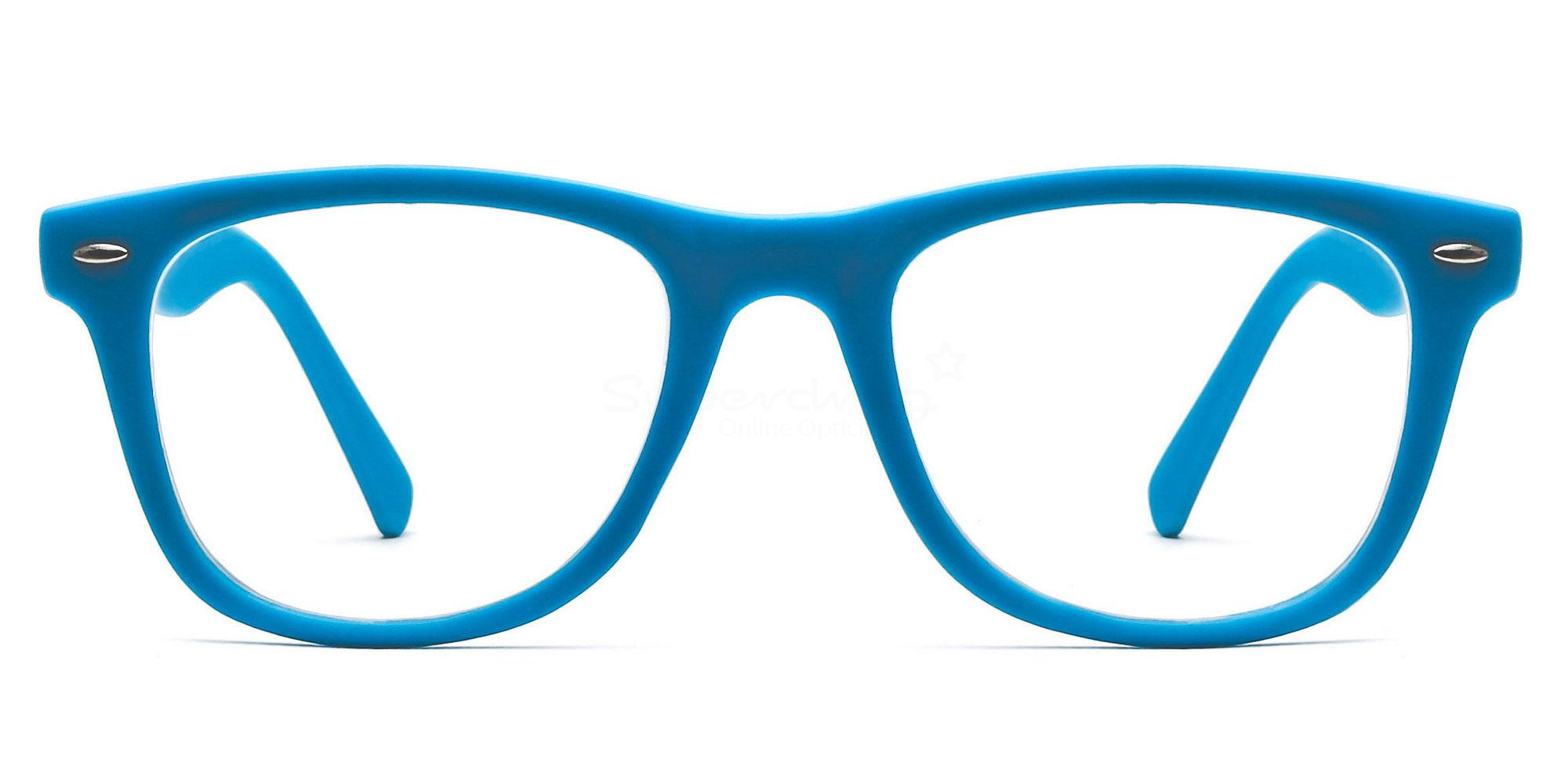 C5 8121 - Light Blue Glasses, Helium