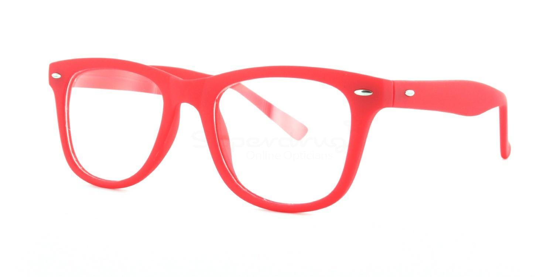 C7 8121 - Red Glasses, Helium