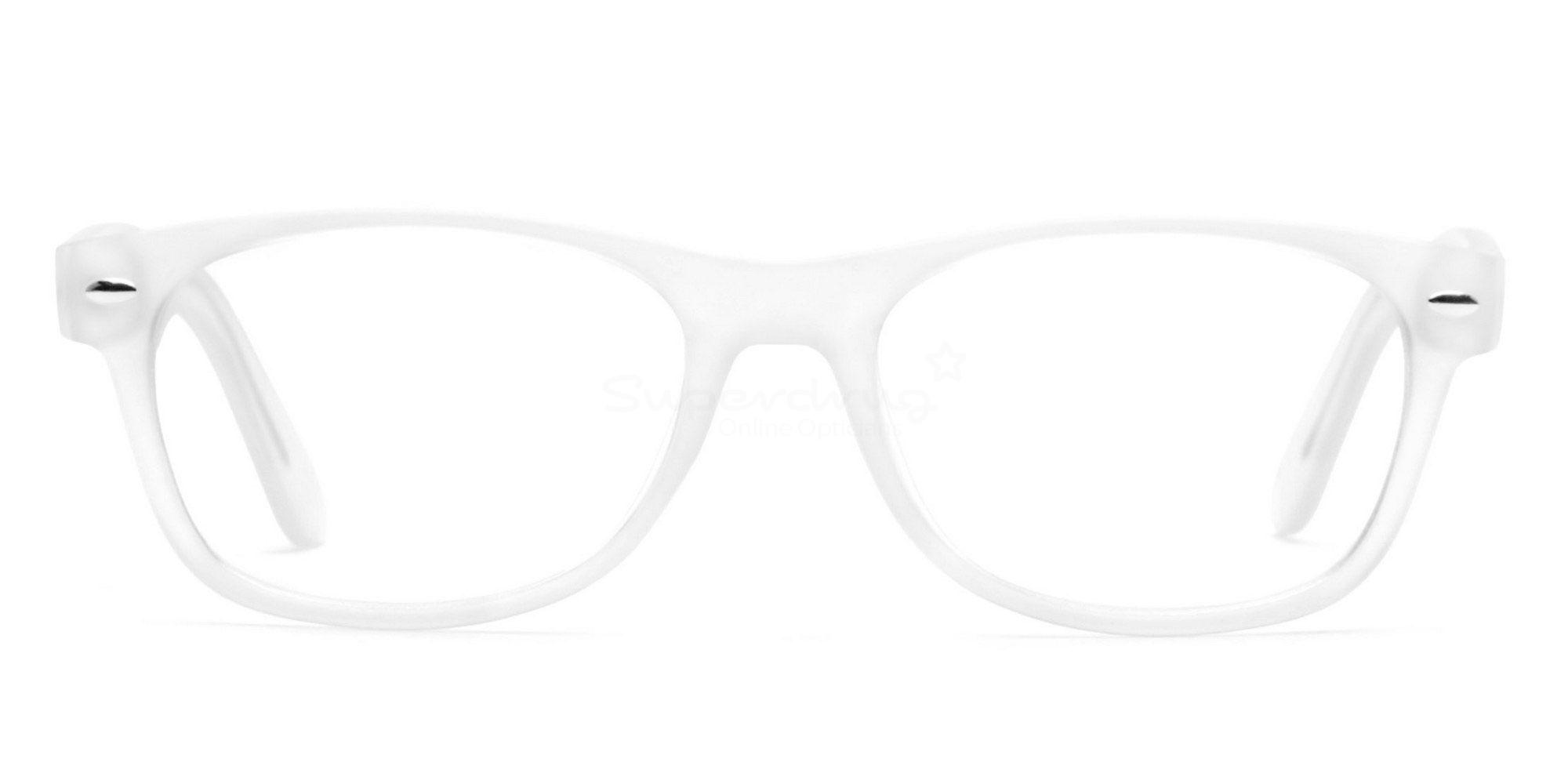 Clear 8122 - Clear Glasses, Helium