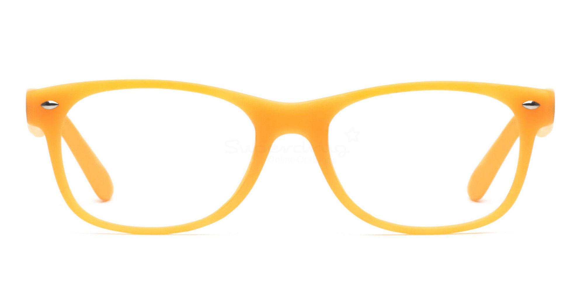 Yellow 8122 - Yellow Glasses, Helium