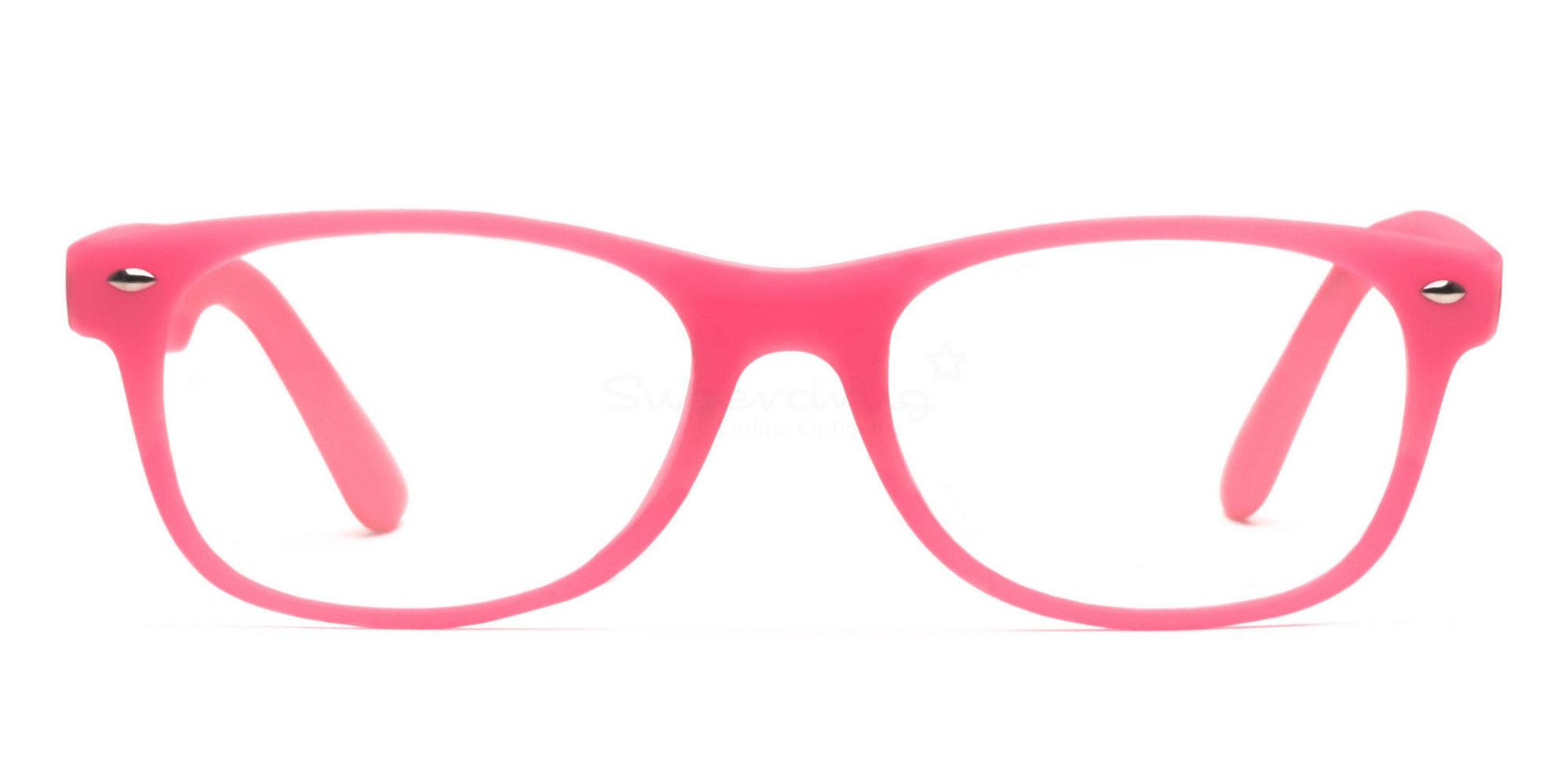Pink 8122 - Pink Glasses, Helium