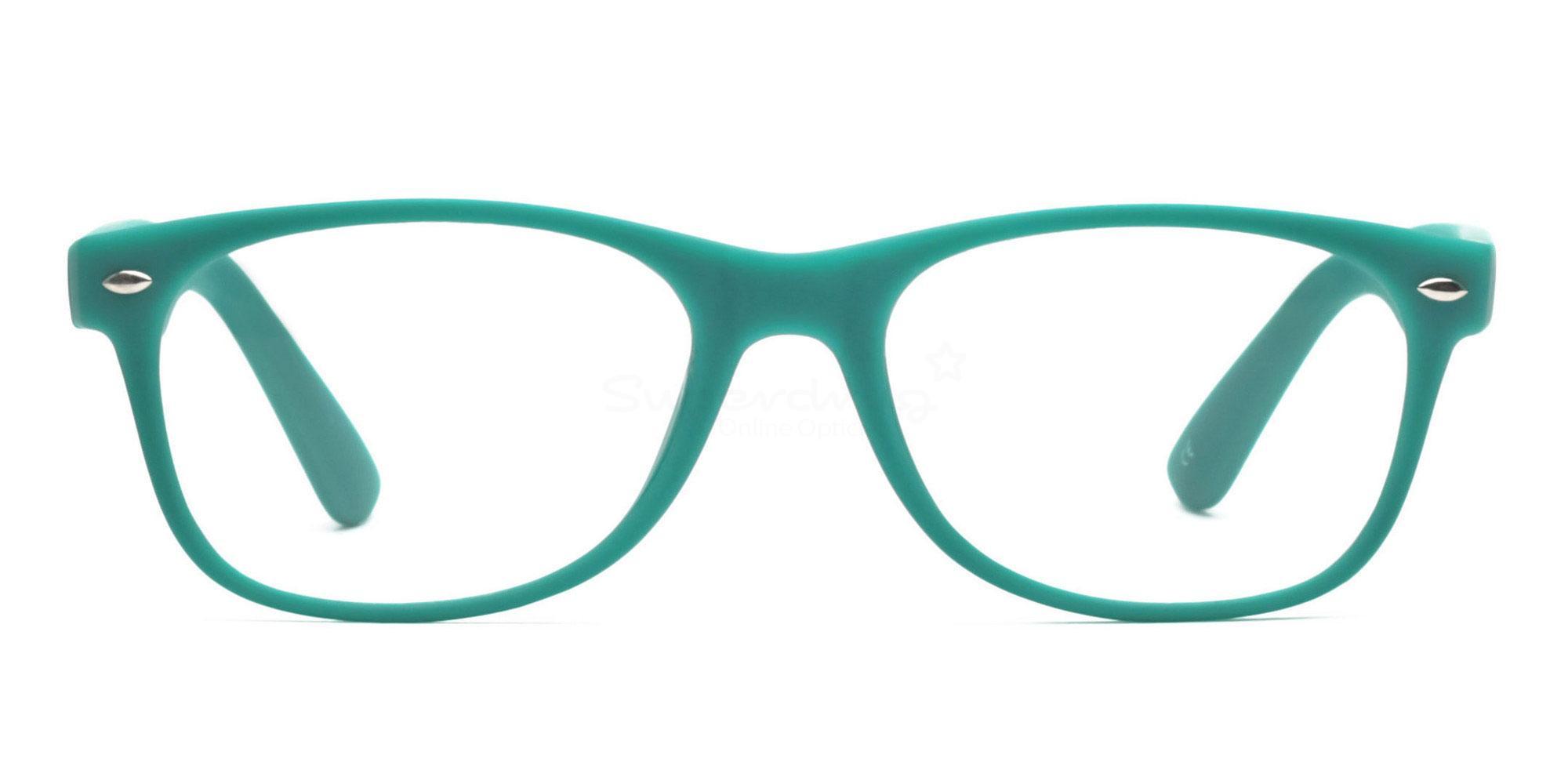 Green 8122 - Green Glasses, Helium