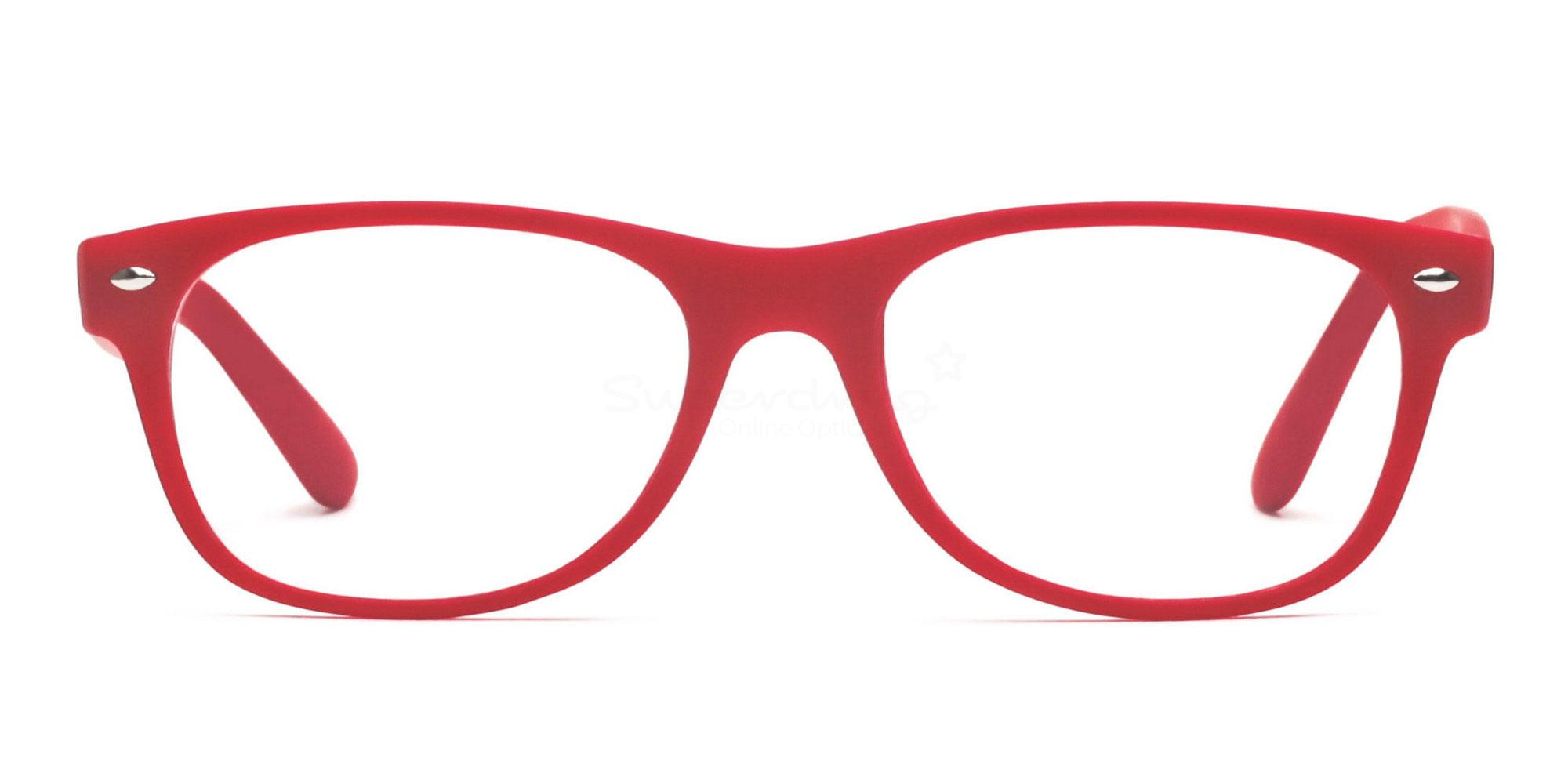 Red 8122 - Red Glasses, Helium