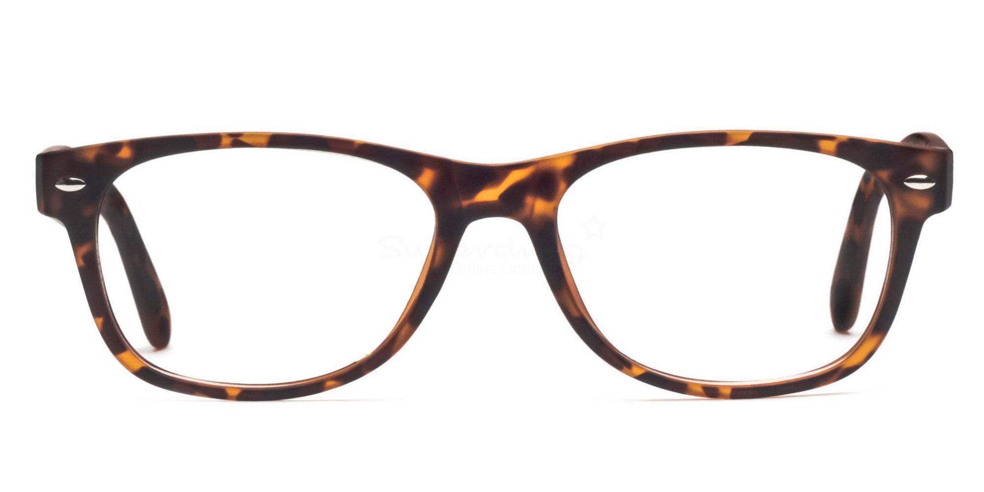Tortoise 8122 - Tortoise Glasses, Helium