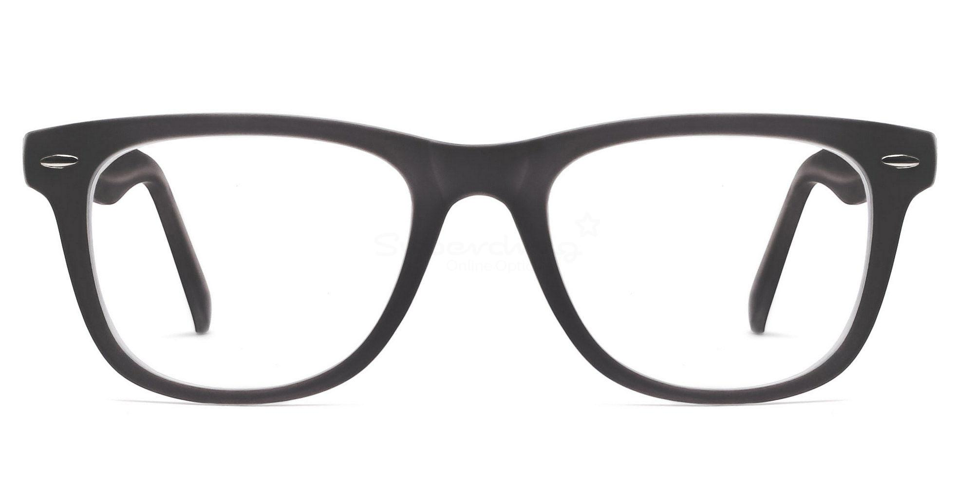 C11 8121 - Grey on Transparent Glasses, Helium