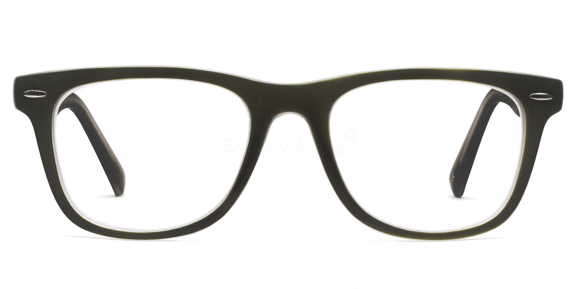 C15 8121 - Combat Green Glasses, Helium